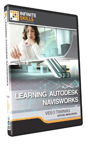 Learning Autodesk Navisworks 2015 - Training DVD by Infiniteskills