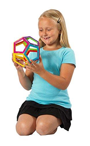 41 PY5QKMhL - Magformers Smart Set (144-piece ), Deluxe Building Set. magnetic building blocks, educational magnetic tiles, magnetic building STEM toy set