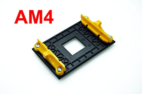 Retention Bracket & AM4 Back Plate (for AM4's Heat Sink Cooling Fan Mounting) ()