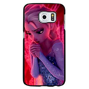 Cover Shell Protector Frozen Phone Case for Samsung Galaxy S6 Edge plus Beautiful Elegant Comics Movie Frozen Pattern Cover Case