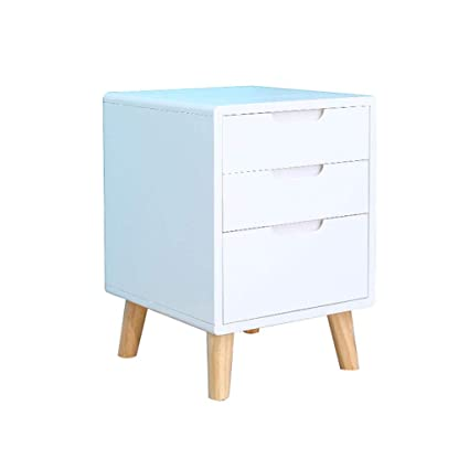 Amazon.com: Bedside table Dressers Creative Multi-Functional ...