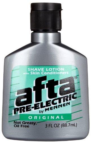 Mennen AFTA Pre-Electric Shave Lotion