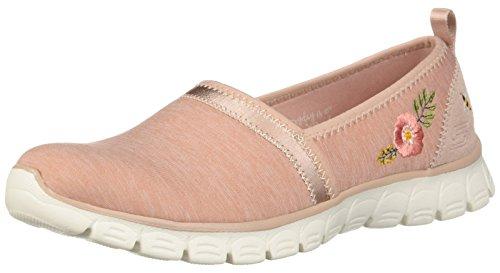 Skechers Womens EZ-Flex-3.0 Sweet Garden Memory Foam Loafers Shoes