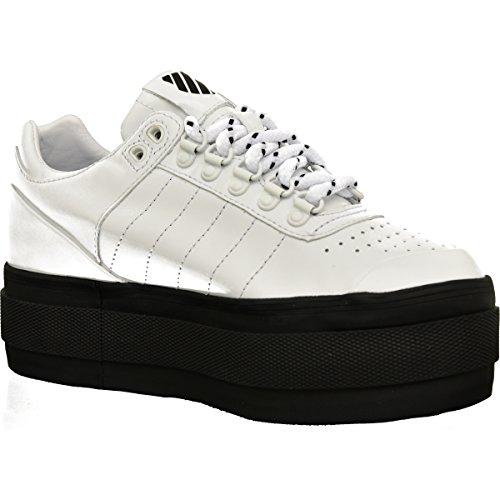 Donna nero K Platform Sneaker Gstaad Swiss bianco OvxPqI