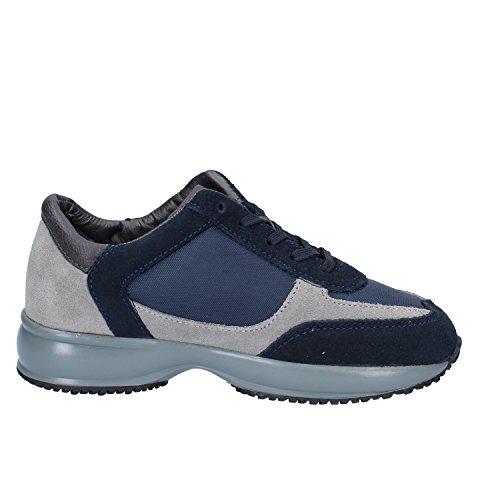 Chaussures De Sport Bucheron Garçon 33 Textile Cuir Suède Bleu Eu jJAkM0bk