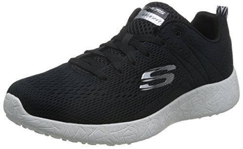 Sneaker Second Skechers Burst Black Men's Wind White Sport Energy qUUYwHg