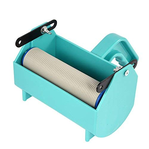 Yosoo Painting Machine Paint Roller for 5 Inch Roller Brush Great Tool Green DIY Home Wall Decoration
