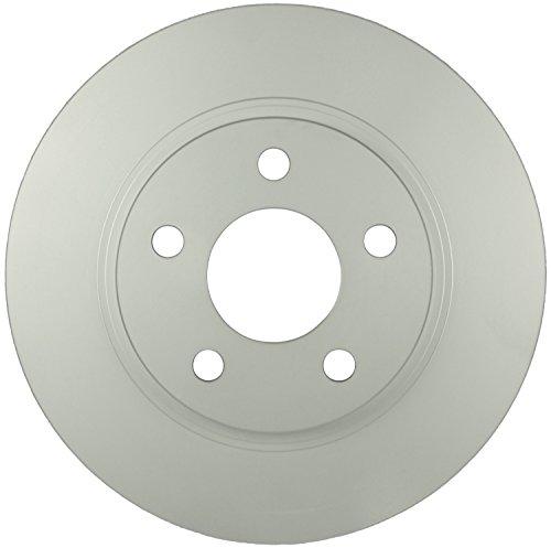 Bosch 25010566 QuietCast Premium Disc Brake Rotor, Rear