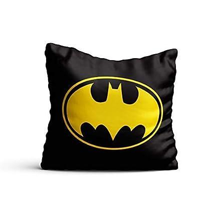 Excellent Buy Mc Sid Razz Dc Comics Batman Cushion With Cover 12 X Evergreenethics Interior Chair Design Evergreenethicsorg