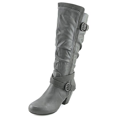'CRYSTAL' Smooth Women's Grey Rialto Boot pCwIndq