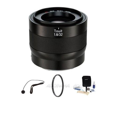 Zeiss 32mm f/1.8 Touit Series for Sony E-mount NEX Camera, Bundle. #2030-678