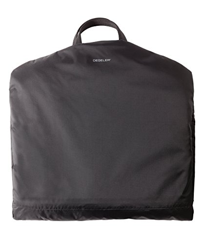 Travel Garment Bag with Titanium Hanger - Crafted from Ultralight, Water-Resistant High End Velocity Nylon Fabrics To Create (Swiss Army Travel Blazer)
