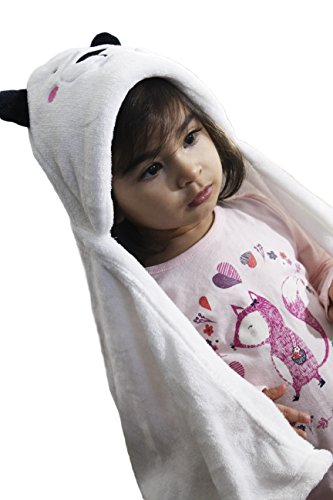 Zoopurr Hooded Animal Blanket Huggable