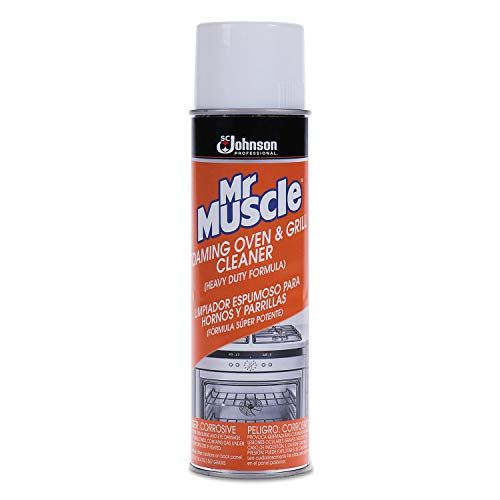 Oven/Grill Cleaner, 20 oz. Aerosol Spray, 6 Cans, Lot of 1 ()