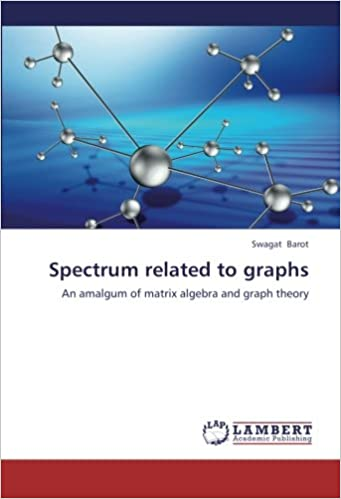 Book Spectrum related to graphs: An amalgum of matrix algebra and graph theory