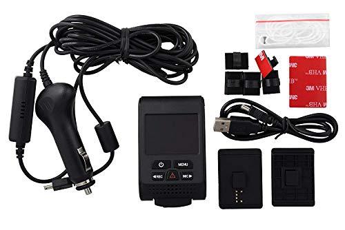Viofo A119 Version 2 Car dashcam 1440p@30 FPS, 1080P@60 FPS Dashboard Video Recorder w/Night Vision G-Sensor Loop Recording