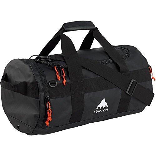 Burton Bag - Burton Backhill Duffel Bag, True Black Tarp, 40 L/Small