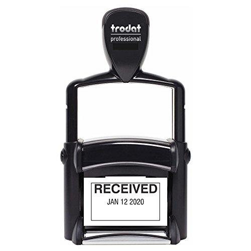 TRODAT 5440R1-K - Self-Inking Received (Straight Text) Da...