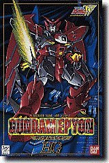 Bandai #5 Gundam Epyon 1/00 High Grade - Gundam Wing Model Kits High Grade