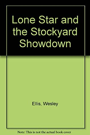 book cover of The Stockyard Showdown