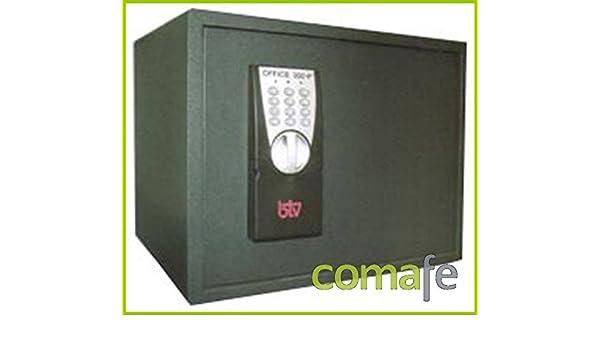 Btv 01717 – Caja fuerte Office 250-p: Amazon.es: Bricolaje y herramientas