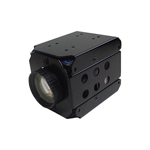 (Marviosafer 1080P Starlight Full HD 18X Optical Zoom Security IP PTZ Camera CCTV Module 0.0001Lux CMOS Sensor Onvif, Support Pelco-P Pelco-D ETC (Starlight 18X)