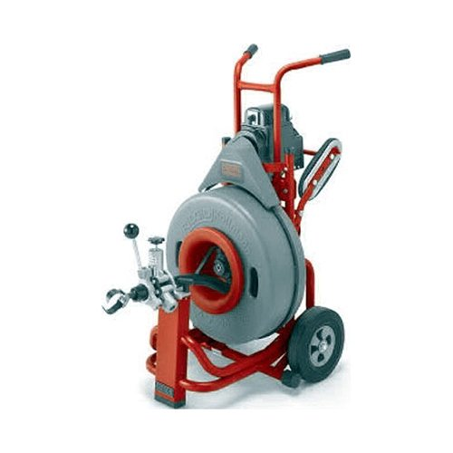 drain cleaning machine parts - 7