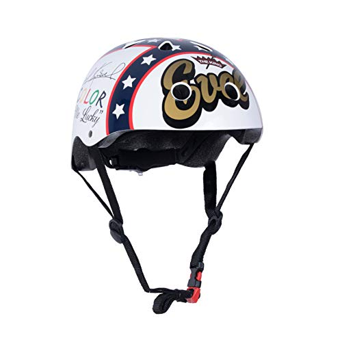 Kiddimoto Evel Knievel Helmet, Medium (53-58