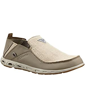 Men's Bahama Vent Loco PFG Leather Casual Boat Shoes