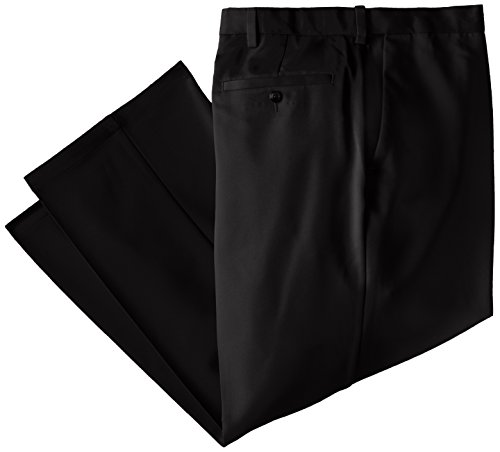 haggar-mens-big-tall-cool-18-hidden-expandable-waist-plain-front-pantblack46x29