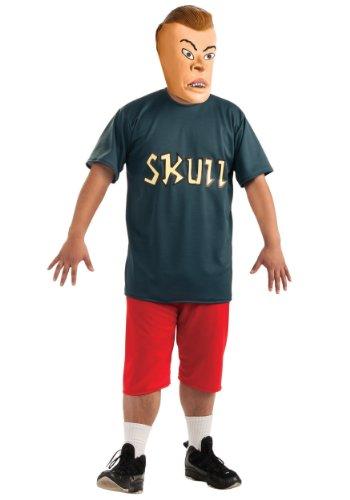 Beavis and Butt-Head: Butt-Head Adult Costume - Standard