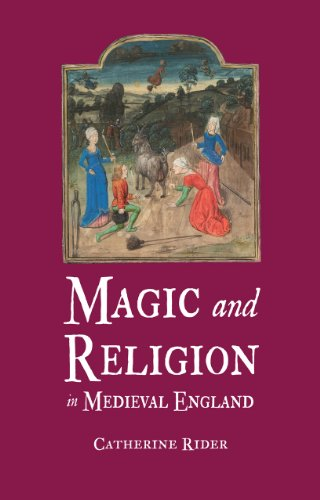 Magic and Religion in Medieval England ()