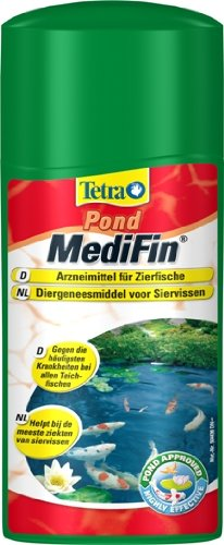 500 ml Tetra Pond MediFin para peces de estanque: Amazon.es: Productos para mascotas