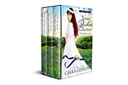 A TEXAS BRIDES COLLECTION: THE BEGINNING (Brides of Texas Code Series) by [Copelin, Carra]