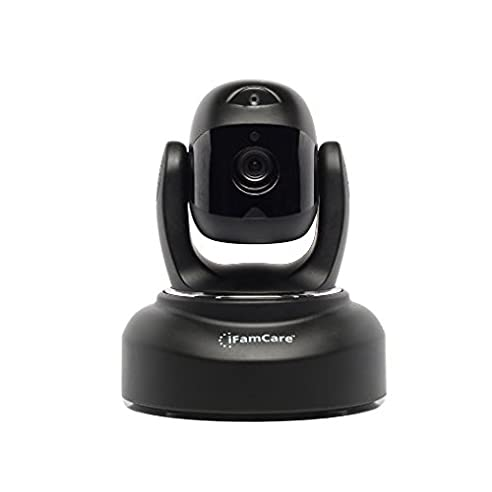 hausuberwachung ifamcare 1080p videokamera zur hausa 1 4 berwachung fa r iphone und android mit luftqualitatssensor babyphone 360 ideas for business in india