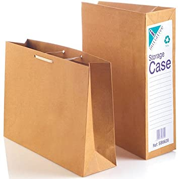 Pack of 25 Foolscap Manilla Document Storage Cases & Pack of 25 Foolscap Manilla Document Storage Cases: Amazon.co.uk ...
