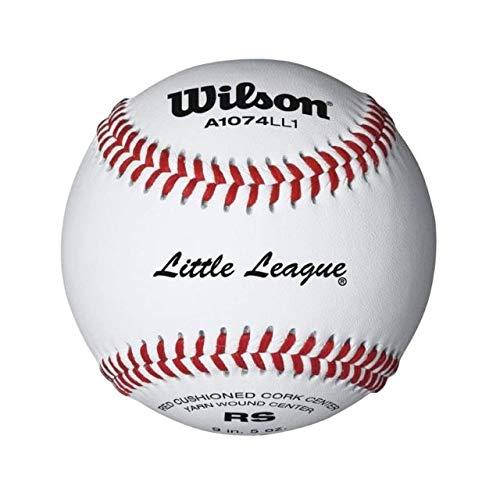 流行に  ウィルソンa1074bll1 B005FOY8DQ Little Baseball League Baseball Little ( DZN ) B005FOY8DQ, Legare:ead869c3 --- digitalmantraacademy.com