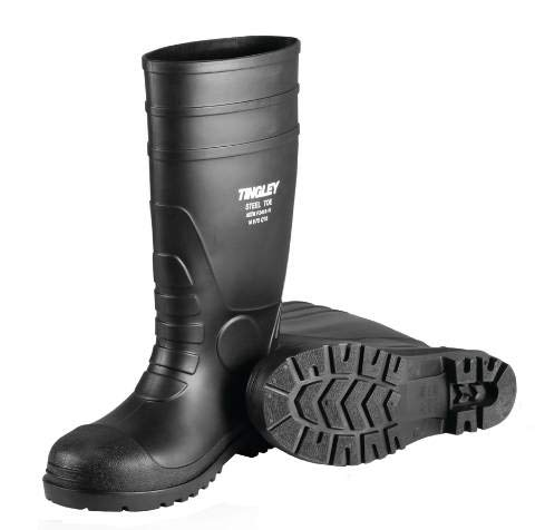 Tingley 31251 General Purpose PVC Knee Boots with Steel Toe (14)
