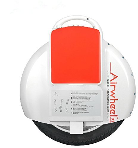 Airwheel Self-balance Electric Unicycle Scooter X3 130wh White