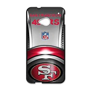 San Francisco 49ers Cell Phone Case for HTC One M7