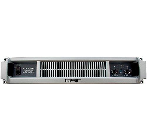 QSC PLX2502 750 Watt 2 Channel Lightweight Power Amplifier