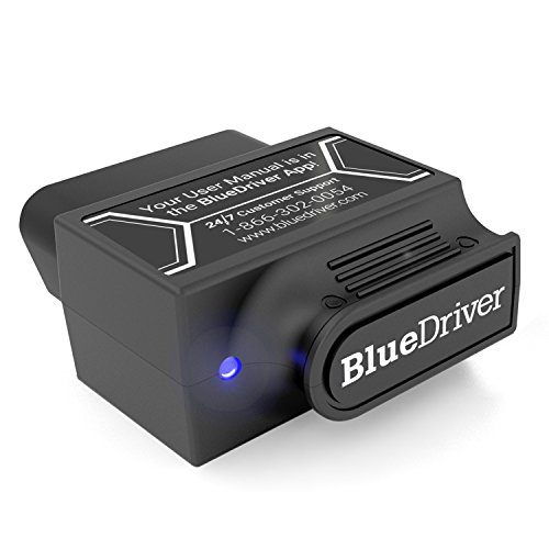 BlueDriver LSB2 Bluetooth Pro OBDII Scan Tool for iPhone & Android (Best Computer For Pro Tools 11)