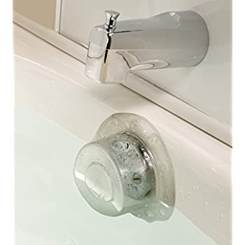 Amazon.com: SlipX Solutions Bottomless Bath Overflow Drain ...