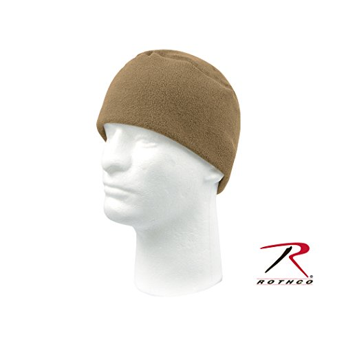 Gi Type Polar Fleece Watch Cap - Coyote Brown (Women Army Uniforms)