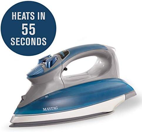 Maytag Speed Heat Steam Iron /& Vertical Steamer M200BU