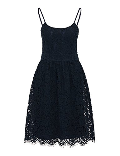 Para Vestido Azul Pink Mujer dusty print Midnightblue midnightblue Fashion Midnightblue Apart CqwYf6f