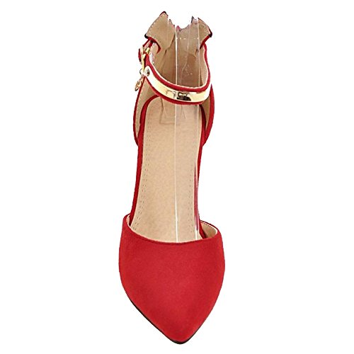 Summer Estive Coolcept 6cm D'orsay Women Red Scarpe xq6ZA8pqw