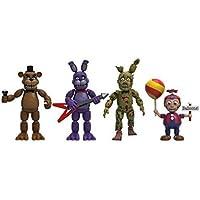 Set di figure d'azione - Five Nights at Freddy's 2 Set 2
