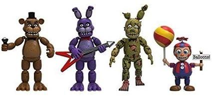 Funko Five Nights At Freddys 4 Figure Pack Set 2