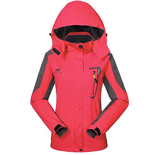Waterproof Jacket Raincoat Women...